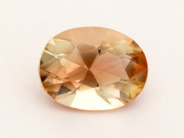 1.65ct Peach Oval Sunstone (S2480)