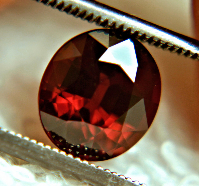 3.26 Carat Spessartite Garnet - Beautiful