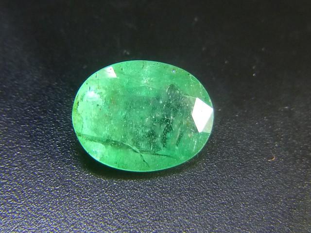 1.42cts Zambian Emerald , 100% Natural Gemstone