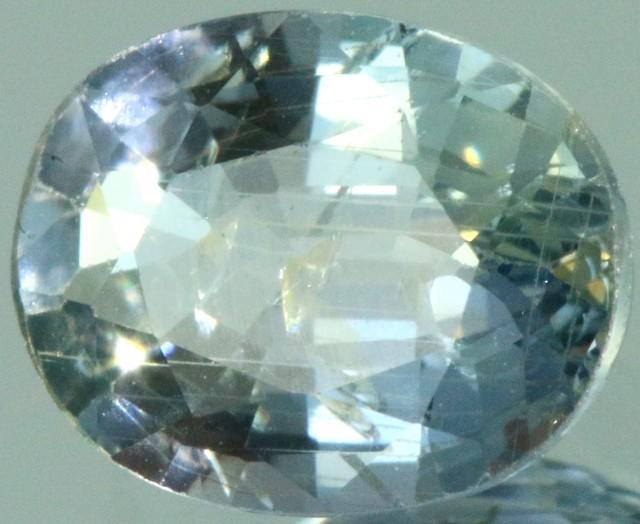 1.25 Cts Songea Sapphire GOGO 1638