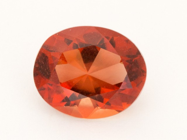 3.55ct Red Oval Sunstone (S2502)