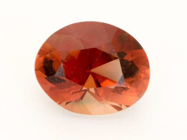 3ct Red Oval Sunstone (S2504)