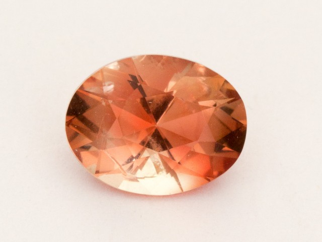 1.2ct Red Oval Sunstone (S2507)