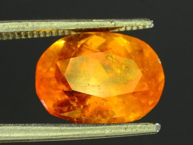 3.555 ct  Rare Gemstone Clinohumite