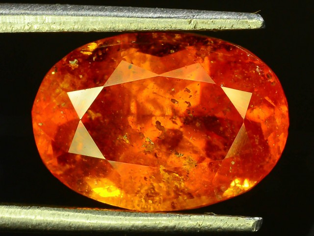 4.395 ct  Rare Gemstone Clinohumite