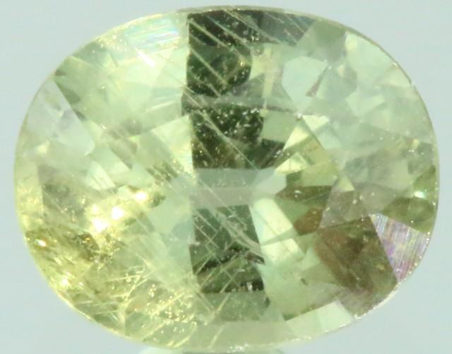 1.20 Cts Songea Sapphire GOGO 1665