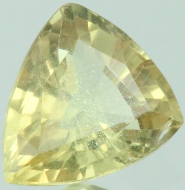 1.15 Cts Songea Sapphire GOGO 1668