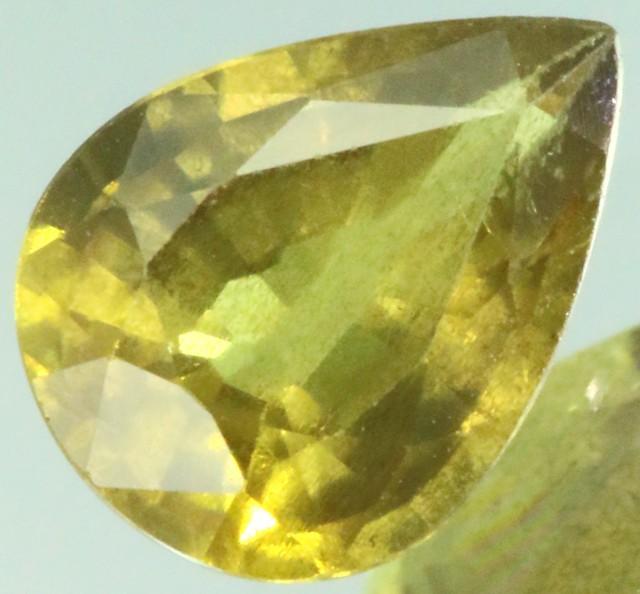 1.00 Cts Songea Sapphire GOGO 1673
