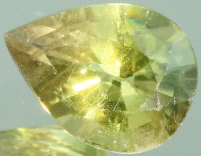 1.05 Cts Songea Sapphire GOGO 1674