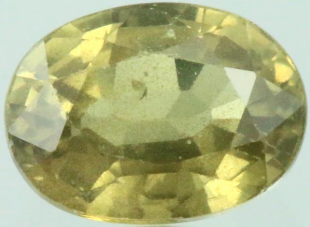 1.10 Cts Songea Sapphire GOGO 1675