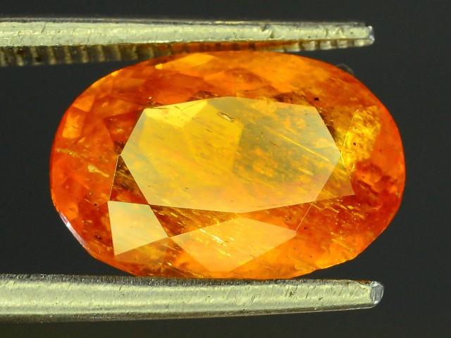 2.845 ct Rare Gemstone Clinohumite