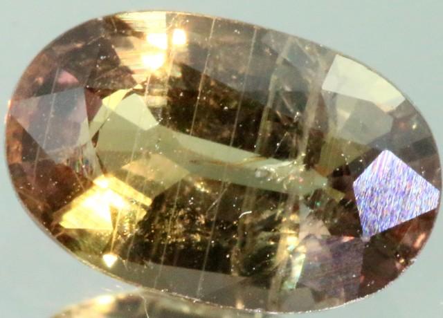1.00 Cts Songea Sapphire GOGO 1681