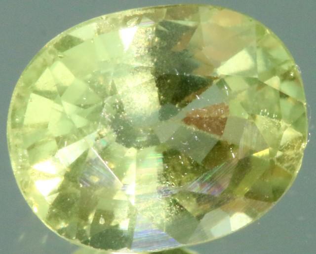1.20 Cts Songea Sapphire GOGO 1682
