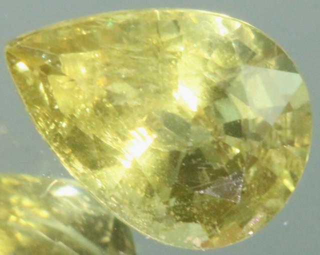 1.15 Cts Songea Sapphire GOGO 1686