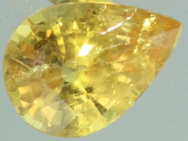 1.25 Cts Songea Sapphire GOGO 1691