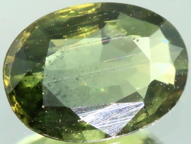 0.90 Cts Songea Sapphire GOGO 1696