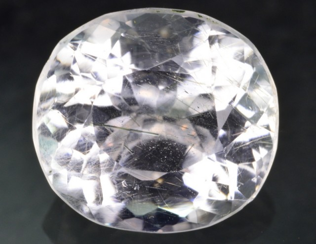 6 CT NATURAL BEAUTIFUL POLLUCITE GEMSTONE FROM PAKISTAN