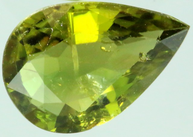 1.30 Cts Songea Sapphire GOGO 1707
