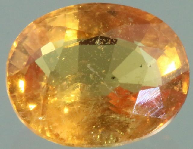 1.25 Cts Songea Sapphire GOGO 1716