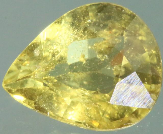1.05 Cts Songea Sapphire GOGO 1737