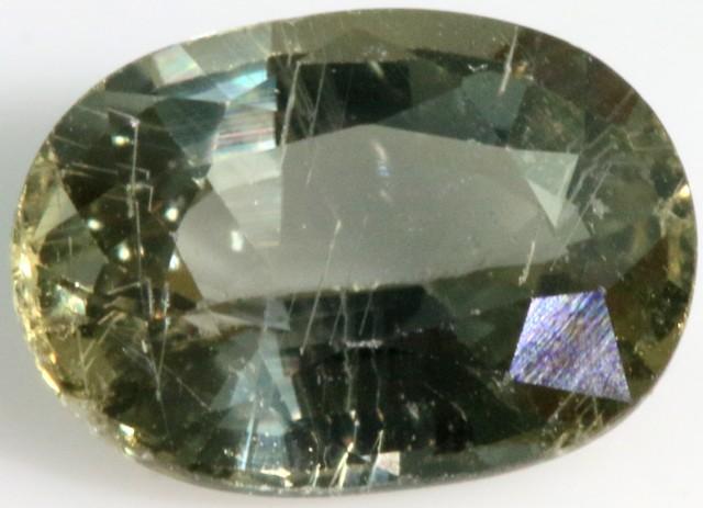 1.30 Cts Songea Sapphire GOGO 1740