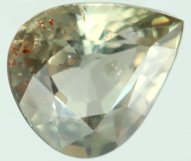 1.05 Cts Songea Sapphire GOGO 1752