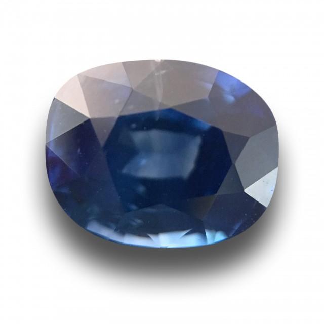 1.25 CTS Natural BLUE sapphire |Loose Gemstone|New Certified| Sri Lanka