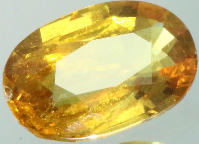 1.10 Cts Songea Sapphire GOGO 1765