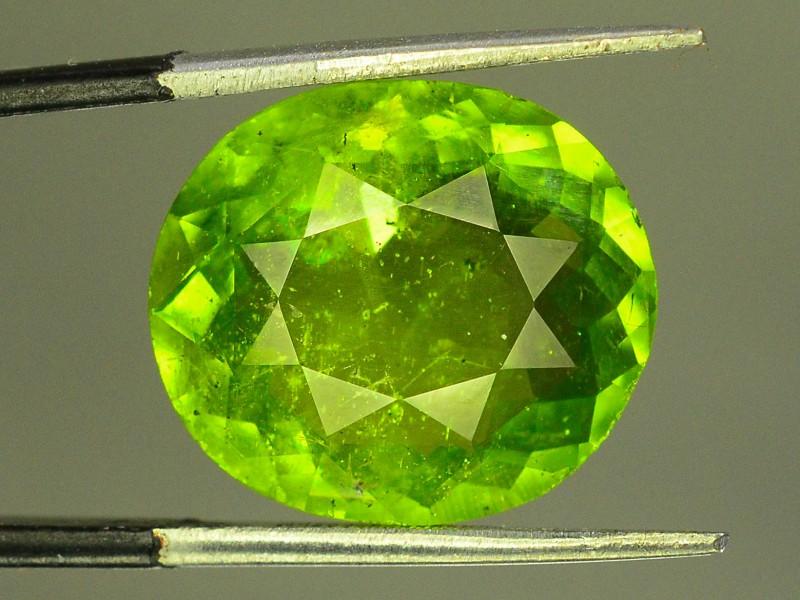 11.10 Ct Natural Green Peridot