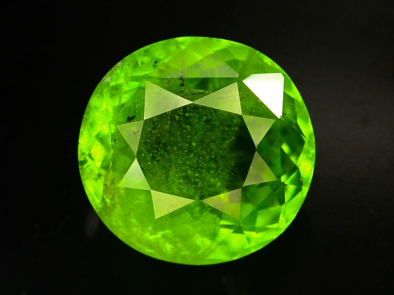 Stores That Accept Paypal Credit Online >> 14.70 Ct Top Quality Green Peridot