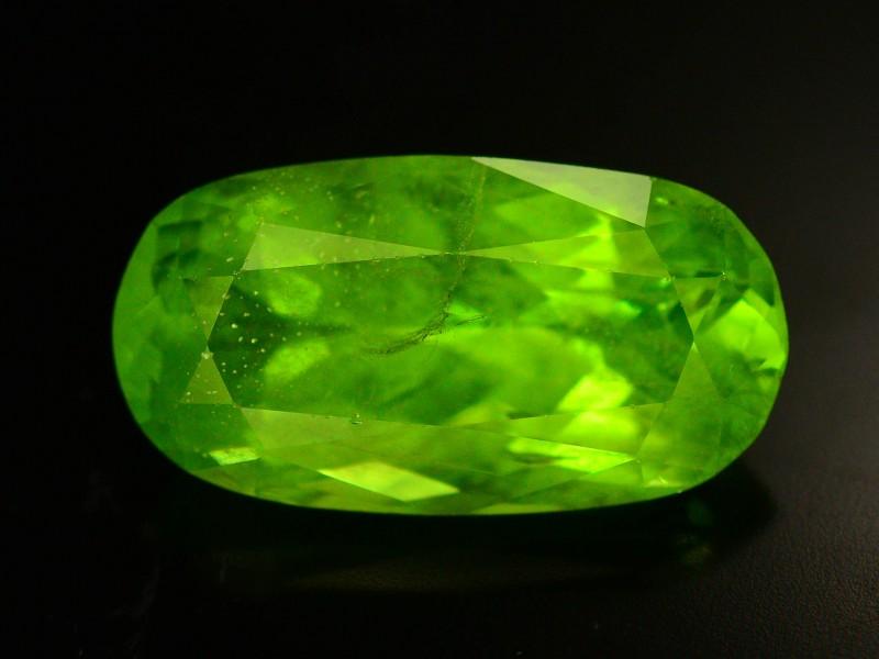12.25 Ct Untreated Green Peridot