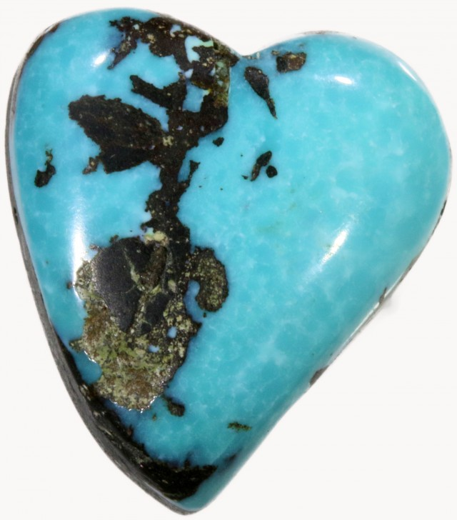 12.85 CTS TURQUOISE -HUBAY- NATURAL STONE [STS451]