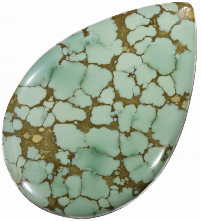10.45 CTS TURQUOISE -HUBAY- NATURAL STONE [STS466]