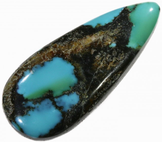 11.6 CTS TURQUOISE -CLOUD MOUNTAIN- NATURAL STONE [STS479]