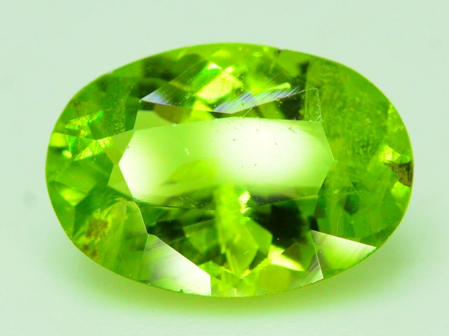 GiL Certified 2.93 ct Peridot ~ Pakistan SKU.1