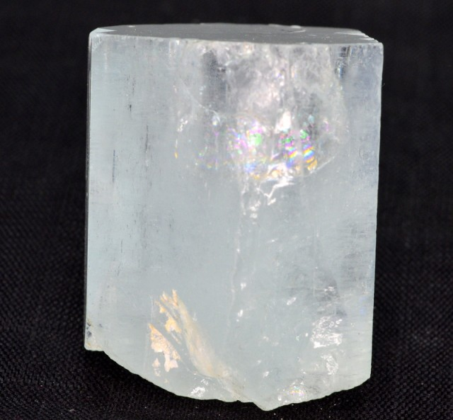 181.35 ct NATURAL NICE SHAPE OF AQUAMARINE CRYSTAL FROM SKURDU PAKISTAN