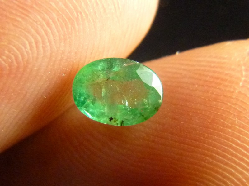 1.16cts Afghan Emerald , 100% Natural Gemstone