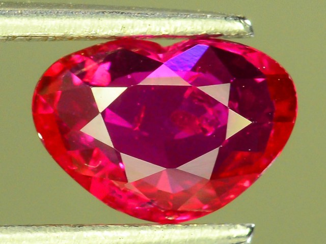 1.10 ct Untreated Mozambique Ruby~ AAA Grade