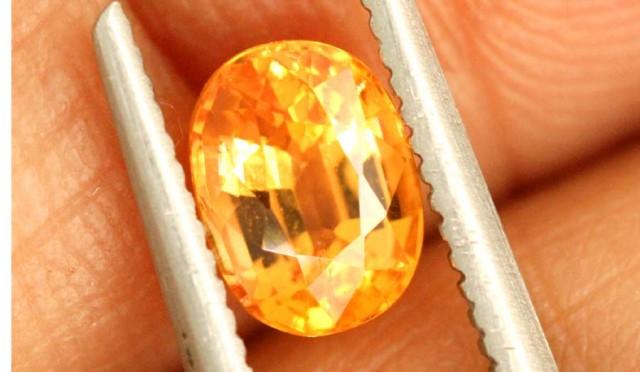 1.2 carats Mandarin Spessartine Garnet untreated ANGC-687