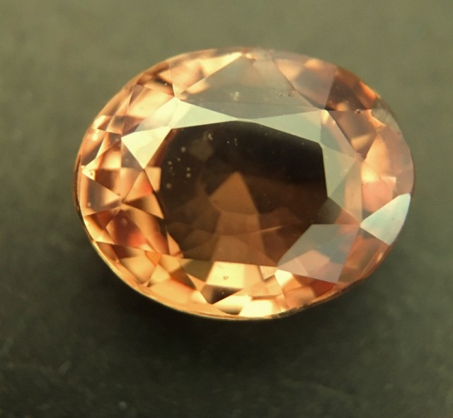 2.01 Carats | Natural Orange Sapphire |Certified |Sri Lanka - New