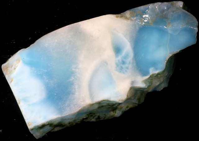 109.05 CTS  LARIMAR ROUGH   SLAB  [F6813]