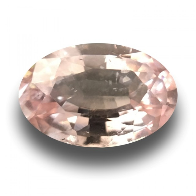 1.73 Carats   Natural Unheated  Pink  Sapphire   Loose Gemstone   Sri Lanka