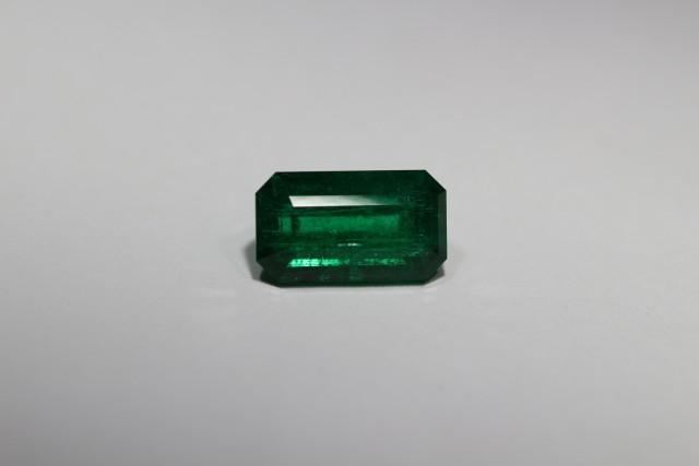 4.08 CARATS (GIA Certified)  AFGHAN (Panjshir) Emerald!