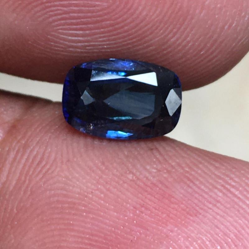 2.07 CTS | Natural Blue sapphire |Loose Gemstone|New| Sri Lanka