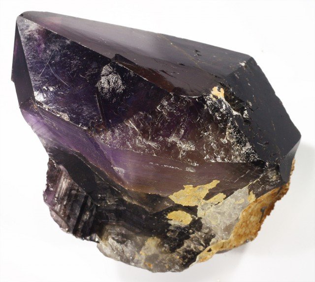 392Cts Australian Amethyst Terminated point  PPP26