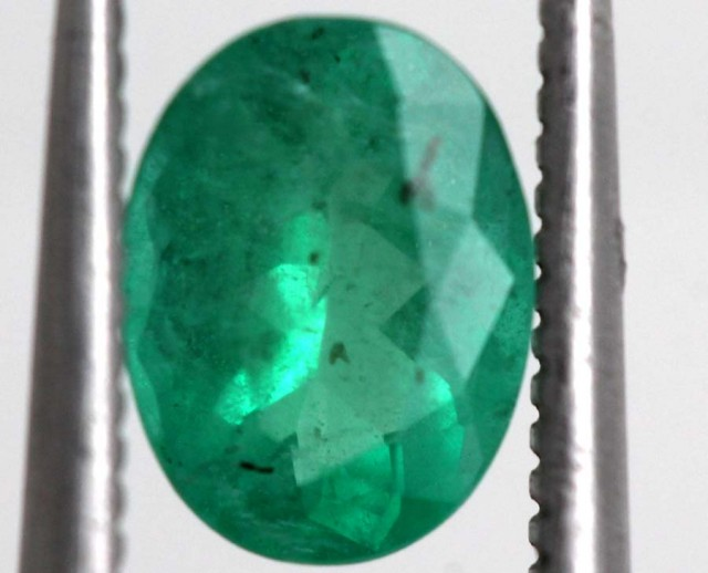 0.90CTSBRAZIL EMERALD FACETED  TBM-1092