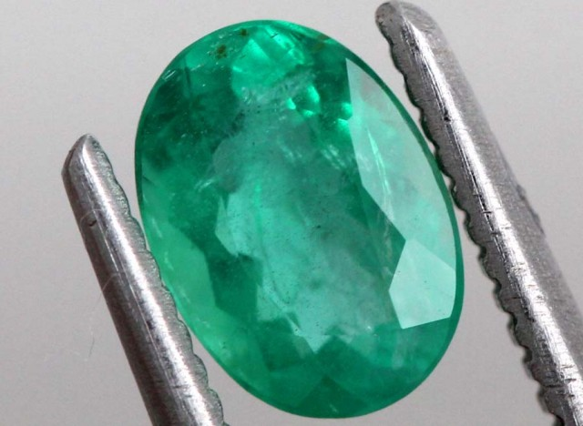 0.73CTS  BRAZIL EMERALD FACETED  TBM-1104