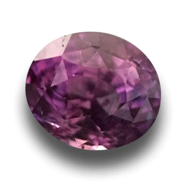1.05 Carats | Natural Unhetared Purple Sapphire |Loose Gemstone | Sri Lanka