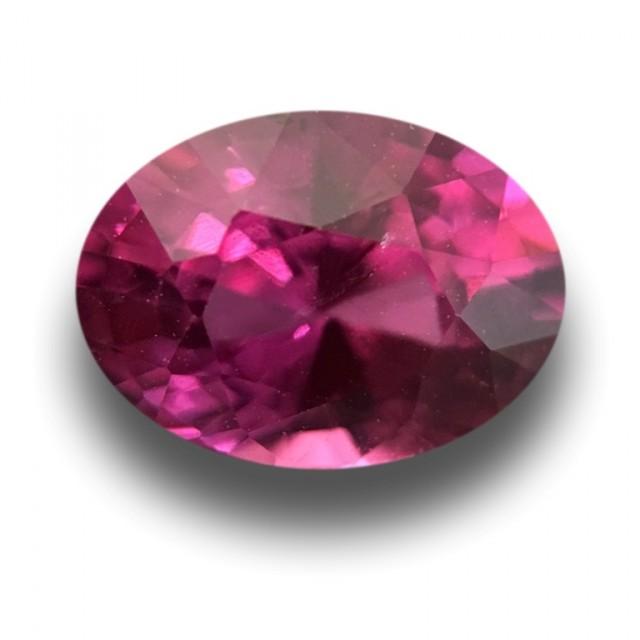 1.13 Carats| Natural Pink Sapphire|Loose Gemstone|New| Sri Lanka