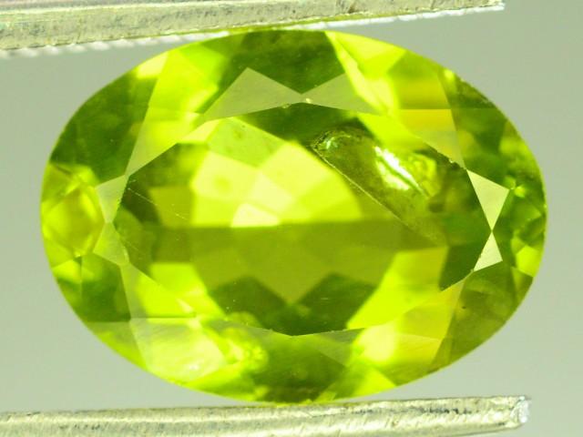 2.60 Ct Untreated Green Peridot